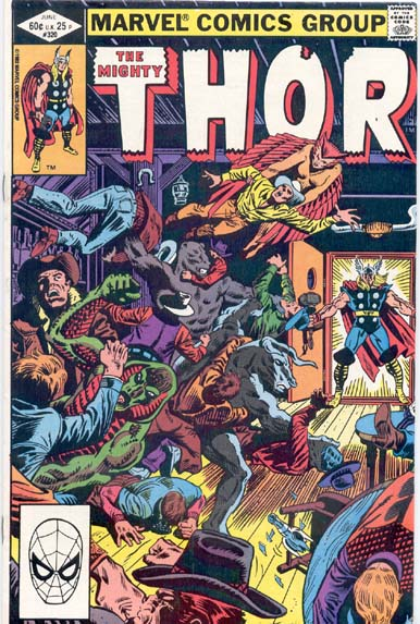 THE MIGHTY THOR #320